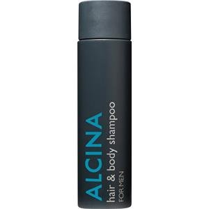 Alcina For Men Hair & Body Shampoo 250ml