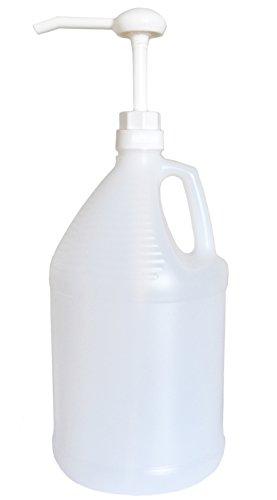 Gallon Jug with Pump / Woozy Bottle Filler (Gallon Pump Dispenser compare prices)