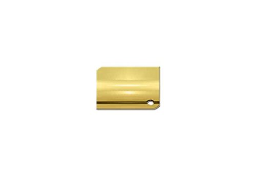 Medium Window Lock w Casement Fastener (Set of 10) (PVD) by Deltana (Image #1)