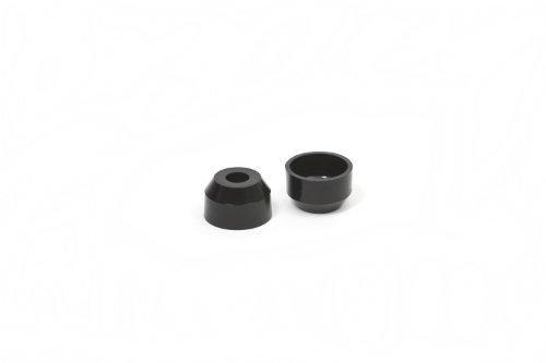 Daystar KU13001BK 15mm - 19/32 x 35mm - 1 3/8 Tie Rod End Dust Boot - Pair by ()