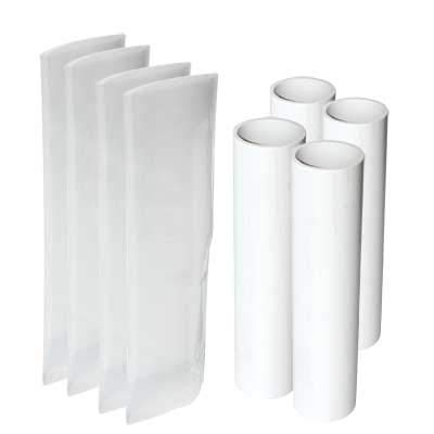 BestNest Set of 4 Bat Exclusion Tubes