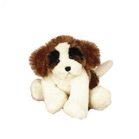 Webkinz Lil'Kinz Mini Plush Stuffed Animal St. Bernard from Webkinz