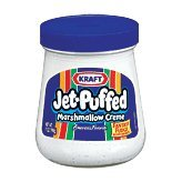 Kraft Jet Puffed Marshmallow Creme Spread, 7oz (Pack of 12) by Jet-Puffed