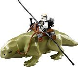 Lego Star Wars Dewback With Sandtrooper Minifigure New For 2014