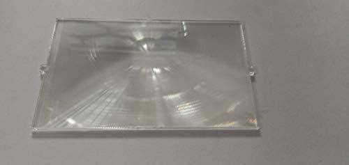 Dkian OEM Keystone Image Corrector Lens Compatible to unic Uc30 led Projector