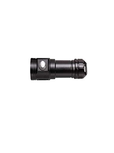 (Waterproof Diving Super Bright Flashlight, Waterproof Super Bright 80M Xm-L2 T6 Led Diving Scuba Flashlight Underwater Waterproof Torch Light)