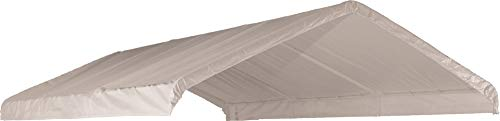 (ShelterLogic SuperMax All Purpose Outdoor 12 x 20-Feet Canopy Replacement Cover for SuperMax Canopies (Cover Only, Frame Not Included))