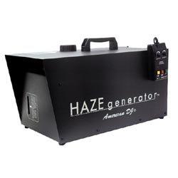 American DJ Haze Generator Heaterless Fog Machine (Haze Machine)
