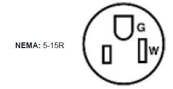 Leviton N7599-KT 2 Pack 15 Amp 125 V Smart Lock Pro Slim GFCI, Light Almond