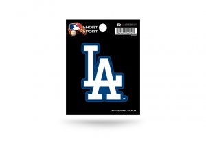 MLB Los Angeles Dodgers Short Sport Decal