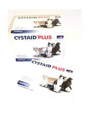 Cystaid Plus for cats pack 30 sprinkle capsules