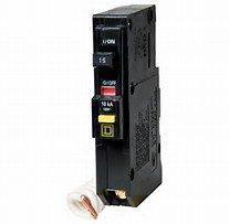 Square D Ground Fault Circuit Breaker 15 Amp Cd