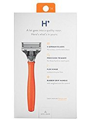 Harry's Razor 2X (5-blade Cartridges) - Bright Orange
