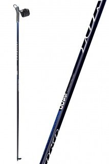 "Yoko 5400 40% Carbon Roller Skiing & Rollerblading Poles, 165cm (65"")"
