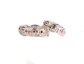 Juego de anillo de Claddagh