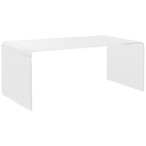Safavieh Home Collection Atka Clear Coffee Table for $<!--$188.89-->
