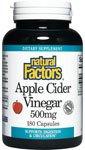 Apple Cider Vinegar 500 mg 180 Caps