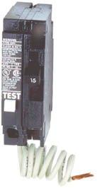 ITE QF-115 GFI Circuit Breaker 120VAC 15A 1P