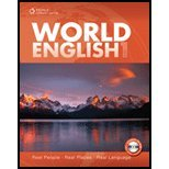 World English 1 with Student CD-ROM (US), Milner and Martin Milner, 1424063361