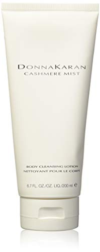 Cashmere Mist By Donna Karan For Women. Body Cleansing Lotion 6.7 Ounces
