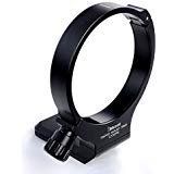 ishoot Lens Tripod Mount Ring for Canon Tripod Mount Collar C EF 70-300mm f/4-5.6L IS USM and EF 28-300mm f/3.5-5.6L IS USM (Bottom is Quick Release Plate)