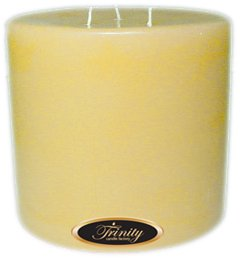 Trinity Candle工場 – French Vanilla – Pillar Candle – 6 x 6 B0030B6XU2