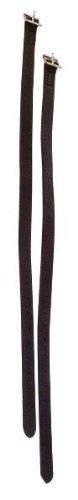 Perri's Children's Leather Spur Strap, Black