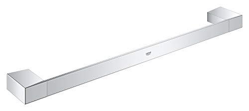 Grohe 40767000 Selection Cube Towel Rail, Polished -
