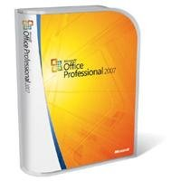 Microsoft Office Professional 2007 UPGRADE [OLD VERSION]