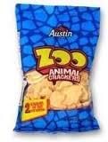 Austin Zoo Animal Crackers 2 Oz. (Pack of 80)