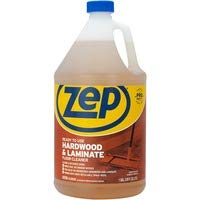 Zep Commercial 1041692 Hardwood and Laminate Cleaner, 1 gal Bottle Commercial Hardwood Floor Cleaner