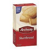 Archway Shortbread Cookies 8.75 Oz (Pack of 3) by Archway [Foods]
