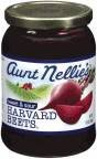 Aunt Nellie's Ruby Red Sweet & Sour Harvard Beets 15.5 oz (Pack of 12)