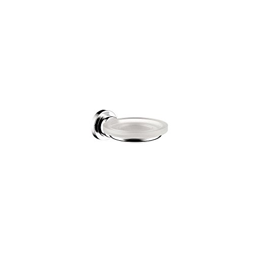 AXOR 41733000 Citterio Soap Dish and Holder, Chrome by AXOR
