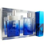 COOL WATER DEEP by Davidoff Set-edt Spray 3.4 Oz & Aftershave 3.4 Oz ()