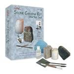 Sculpture House Stone Carving Kit - Starter Set kit ()