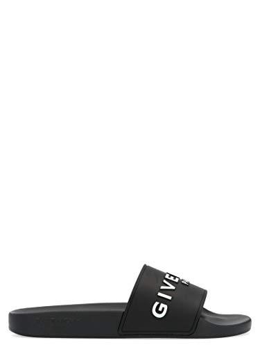 Givenchy Women's Be3004e0dh001 Black PVC Sandals