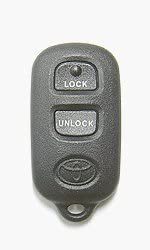 OEM Toyota Keyless Entry Remote FCC ID: HYQ12BBX // P//N: 89742-35050