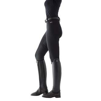 Kerrits, Powerstretch Fullseat II, Black, Medium - Breech Seat Zip Full