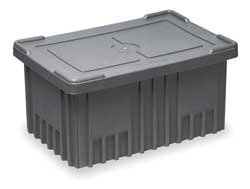 Quantum Storage COV92000CO Dividable Grid Storage Container Cover - Conductive ()