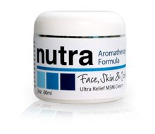 Nutra Skin   Joint Ultra Relief Msm Cream Nutra Research Intl 4 Oz Cream