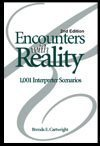Encounters With Reality: 1001 Interpreter Scenarios, Brenda Cartwright, 0916883507