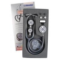 Riester Tristar Stethoscope, 3 Chest-Pieces, Slate Gray