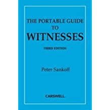 The Portable Guide to Witnesses, Third Edition