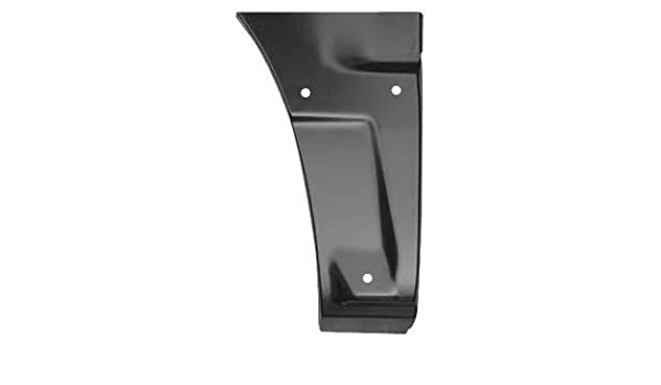 Chevy Avalanche Replacement Driver Side Lower Quarter Panel Patch Front Section For 2006