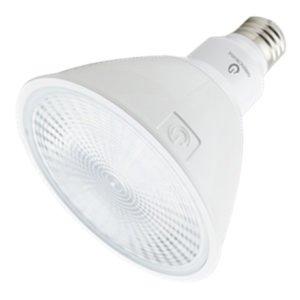 LED 17W PAR38 120W Equal 2650 Candlepower 40 Deg. Flood 4000K Cool White Green Creative 16164