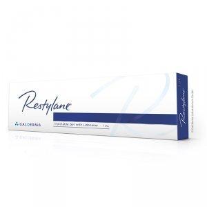 Resto ylane® Lido Caine 1ml siringa preriempita Galderma Laboratorium GmbH
