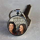 Gilmore Girls'Honorary Gilmore' Pendant Necklace or Keychain