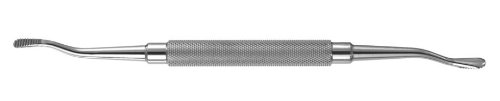 Miltex PM-4410 Double-Ended Reverse Cutting Miller Bone File, Small and Extra Small, 178 mm Length