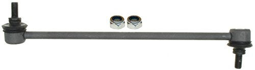 (ACDelco 46G0257A Advantage Front Passenger Side Suspension Stabilizer Bar Link Kit with Link and)